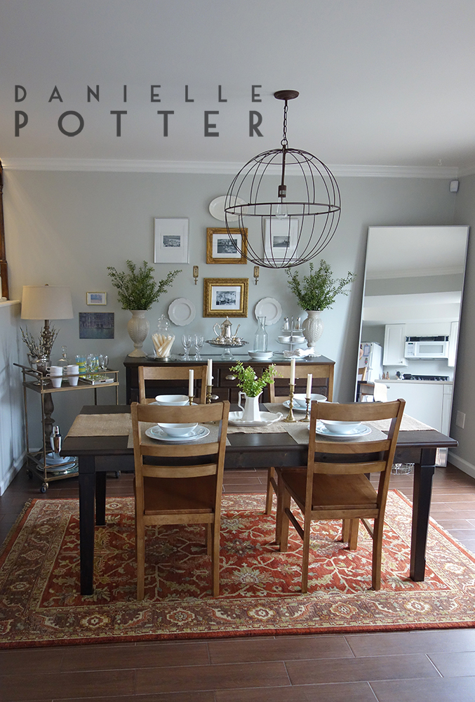 Danielle Potter Design Dining Room